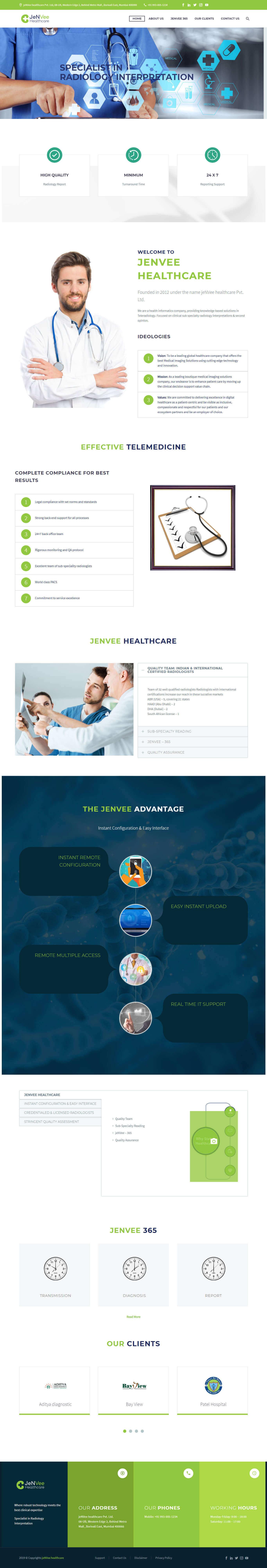 JeNVee HealthCare
